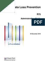 CP R75 Data Loss Prevention AdminGuide(1)