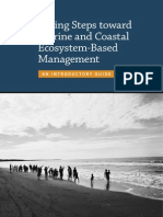 Taking Steps toward Marine and Coastal Ecosystem-Based Management - An Introductory Guide