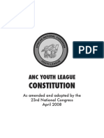 Ancyl Constitution