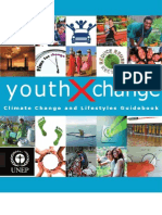 Youth Xchange Climate Change and Lifestyles Guidebook