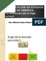 LA EDUCACIÓN EN ESTADOS UNIDOS DE AMERICA