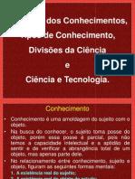 Aula 02 - Ciência e Tecnologia