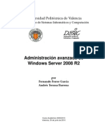 Windows Server 2008 R2 Avanzado