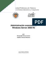 Windows Server 2008 R2 Avanzado