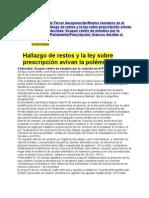 Noticias Uruguayas, 24 octubre 2011