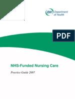 Nursing Care Practice Guide