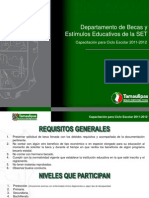 CAPACITACION CICLO ESCOLAR 2011-2012