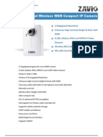Datasheet_F3206 - Zavio HD
