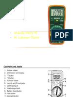 Digital Multi Meter