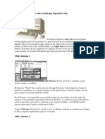 Evolucion Sistema Operativo Mac