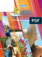 Brochure Camping L'Oasis Palavasienne