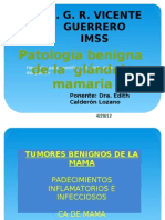 Presentacion Dra. Calderon