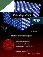 Cristalografía 3
