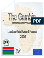 Gambia Project