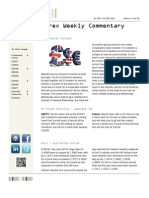 FX Weekly Commentary - Oct 23 - Oct 29 2011