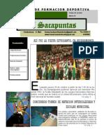 SACAPUNTAS 13 EDICION