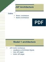 JSP Architecture