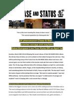 Chase and Status European Tour April 2011 PRESS RELEASE