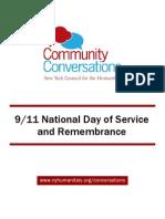 Community Conversations 9/11 Toolkit