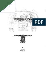 Liturghier Strana IP Pasarea 1925