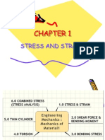 Stress and Strain Renew