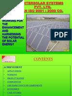 Inter Solar Presentation
