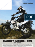 Ajp Pr5 User Manual