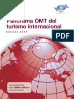 Panorama OMT del turismo internacional.  Edición 2011