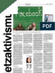 Netzaktivismus - Josefine Sporer in der medianet