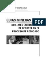 A3 Implementación y Uso de Retorta
