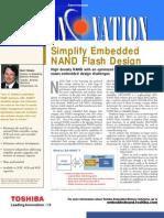 Embedded NAND Flash