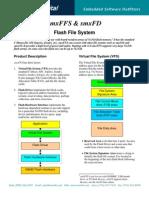 Micro Digital SmxFFS & SmxFD Flash File Systems