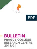 Bulletin 2011/1
