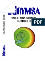 catálogo RYMSA 2010