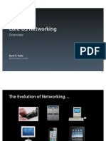 Session 200 - Core OS Networking