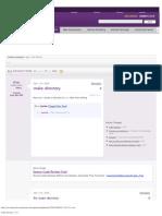 Make Directory - C++
