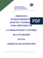 Prop RequerMant-Mod Base p Desarrollo - Jcpp_01_2011