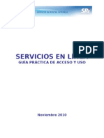 Guía de usuario Servicios en Línea_SRI
