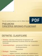 PNEUMONII.cc.Bronho Pulmonar