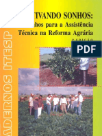 Caminhos Para a Assist en CIA Tecnica Na Reforma Agraria