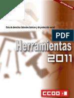 0016-02 Herramientas CCOO 2011