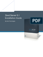 Zend Server Installation Guide