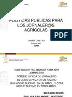Upn Politicas Publicas Jornaleros 2011