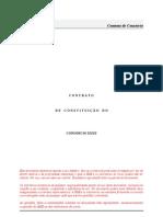 Modelo - Contrato de Consorcio