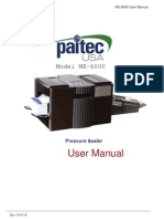 MX6000 User Manual