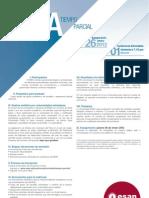 Hoja Informativa del MBA Tiempo Parcial 2012-I