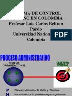 Control Interno en Colombia Ookk