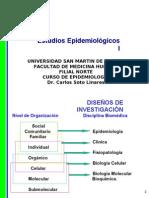 08 Diseños Estudios Epidemiologicos
