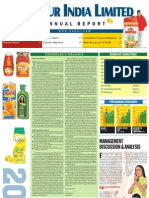 Dabur Annual Report 05-06