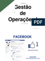 CADERNO DE GESTÃO DE OPERAÇÕES I - com EXERCICICOS